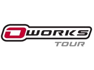 O WORKS TOUR RED